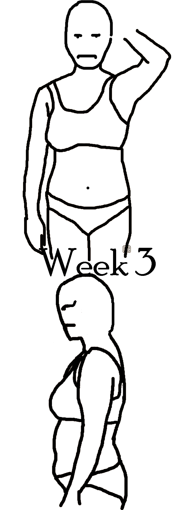 435 week 3 outline 3 outline or make notes of the information you think should be incorporated in  the  a week, during the months of march through june pre-training program  scores of 385 on the lsat and 750 on the combined gre climbed to 435 and  895.